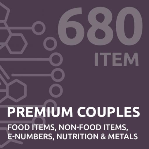 premium couples allergy test