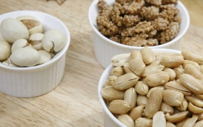 A peanut allergy is one of the most common food allergies