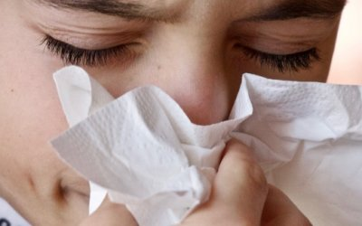 Sneezing? It could be allergies!