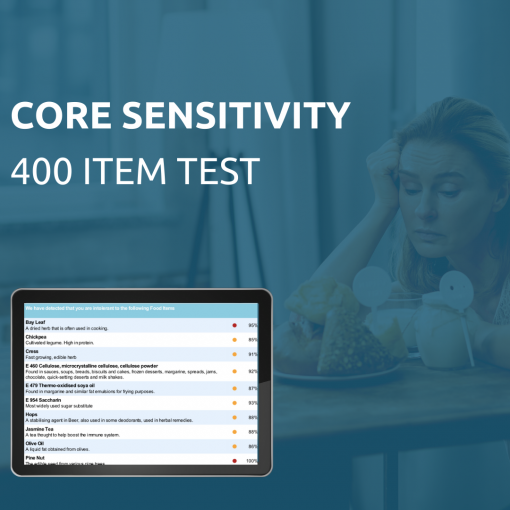 core food sensitivity test